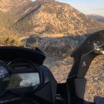 Balade en scooter dans les Alpes du sud