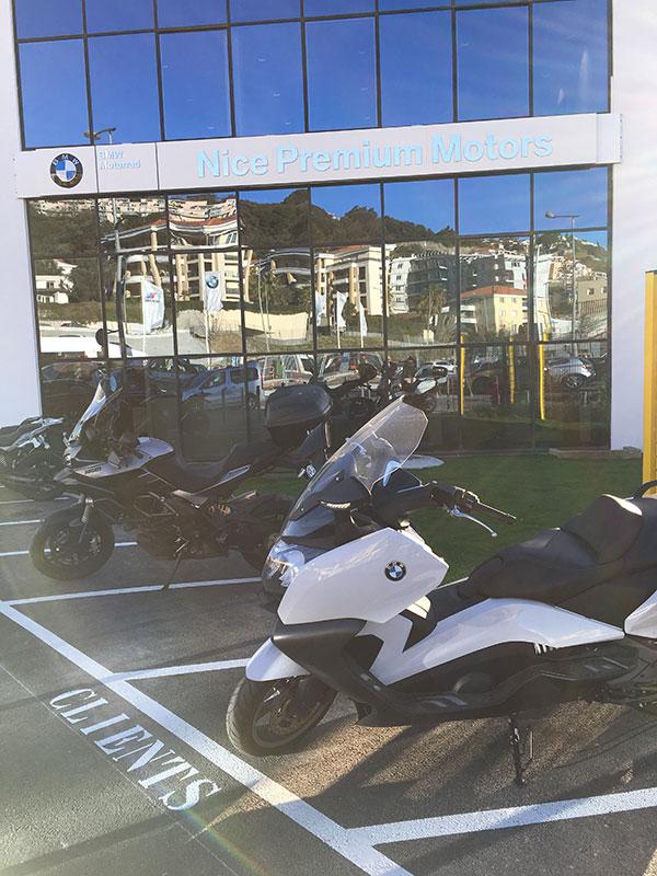 Concession moto Nice Premium Motor