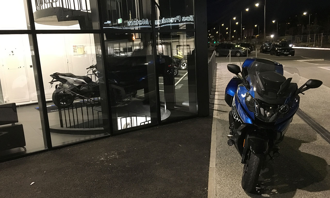 Acheter sa moto BMW sur Nice
