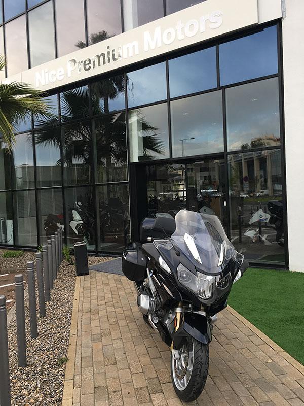 Nice Premium Motors : concession moto BMW en région PACA