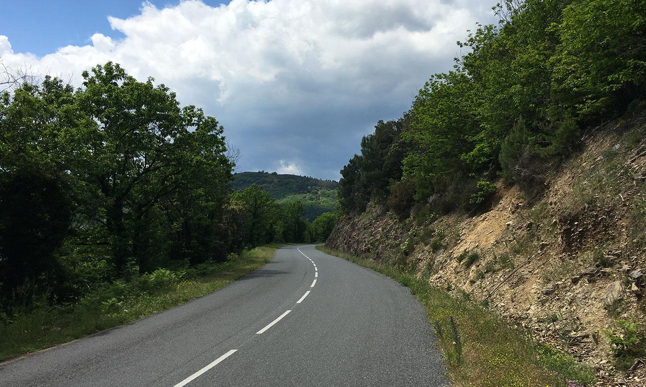 D37, Vialas près de Le Crepon