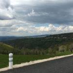 route départementale de Saint Bauzile