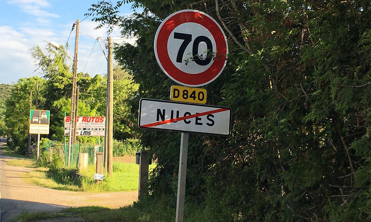 Nous étions à Nuces