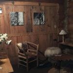 Salon privée en chambre d'hôtes