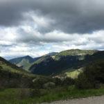 le temps se dégrade au coeur des montagnes