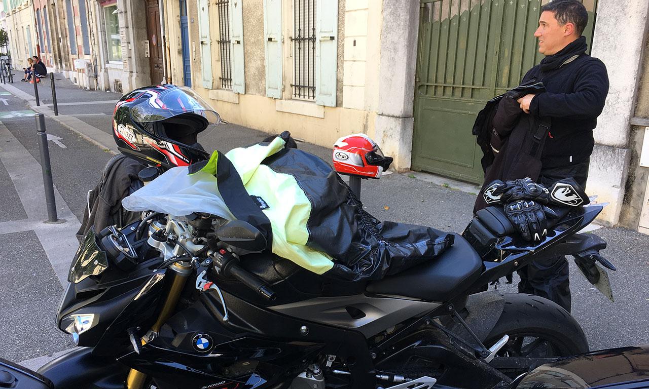 BMW motorrad de Valence