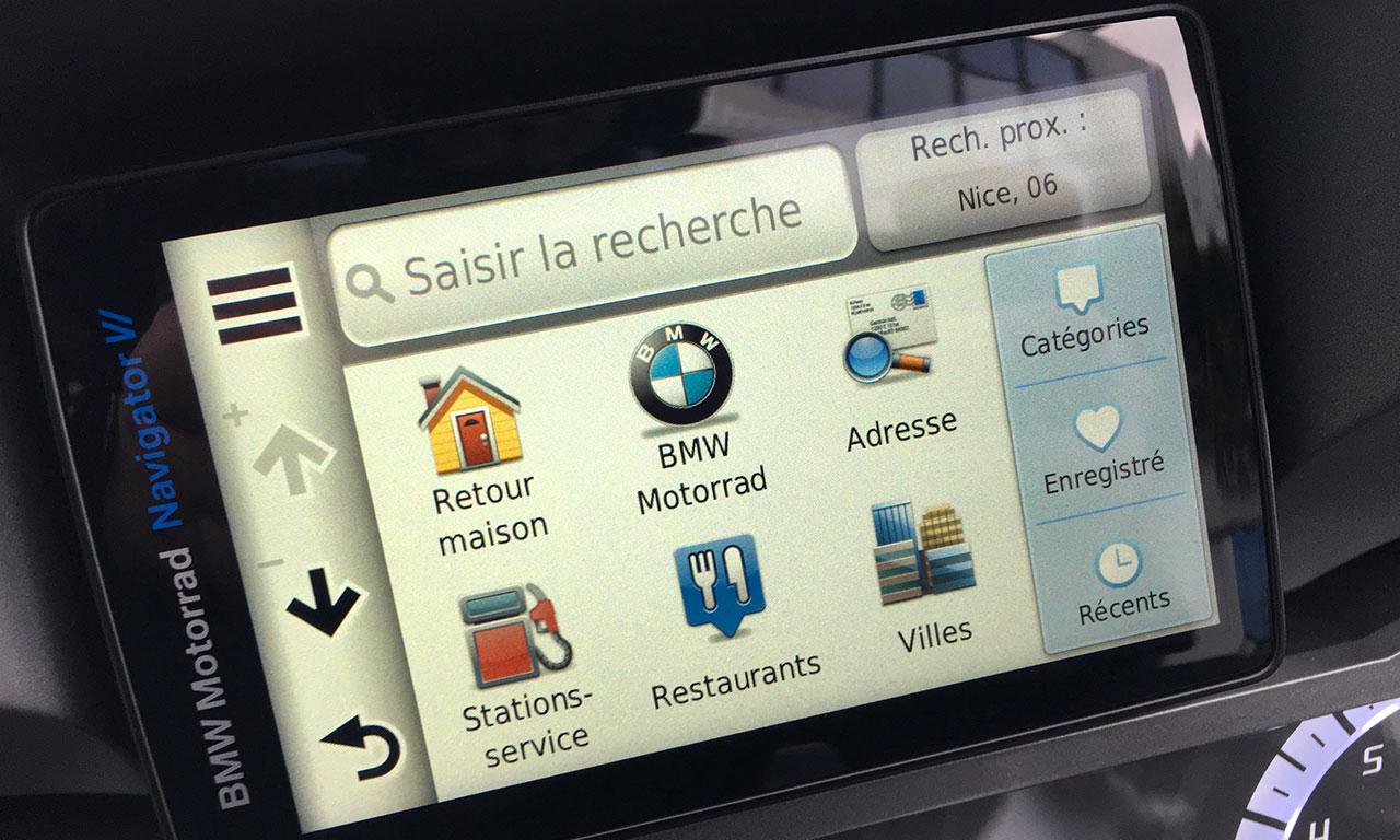 Nombreuses fonctions dédiées BMW
