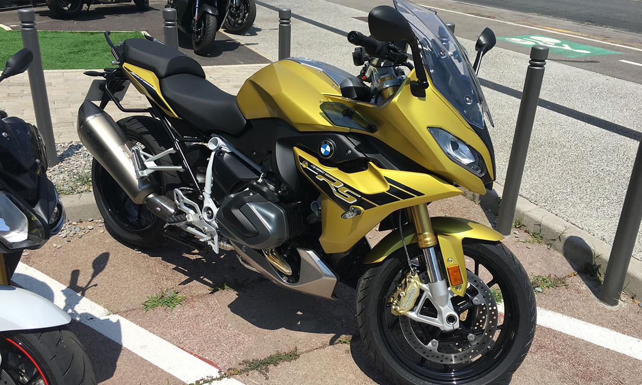 Acheter moto BMW : Nice Premium Motors
