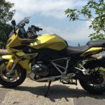 Essai moto R1250RS Bmw