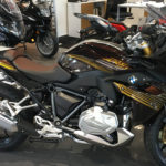 R1250RS BMW option 719 chocolat pailleté
