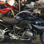 R1250RS BMW option 719 bleue