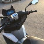 Vie à bord du C400GT BMW