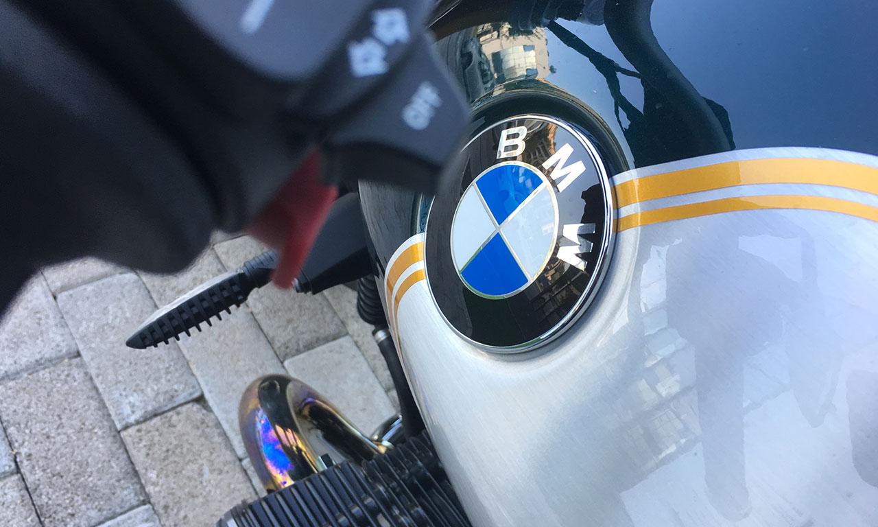 Série spéciale 719 : BMW Nine-T