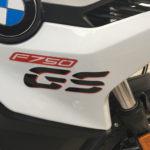 F750GS : la petite GS dans la famille Trail chez BMW
