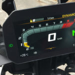 tableau de bord LCD BMW F750GS