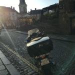 David Jazt en R1250RT sur Rennes (Bretagne) - place de la mairie