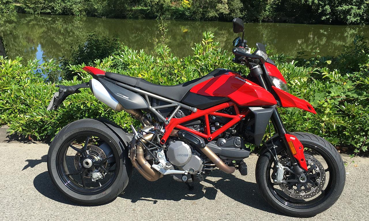 Ducati Hypermotard 950 chez City Bike Laval