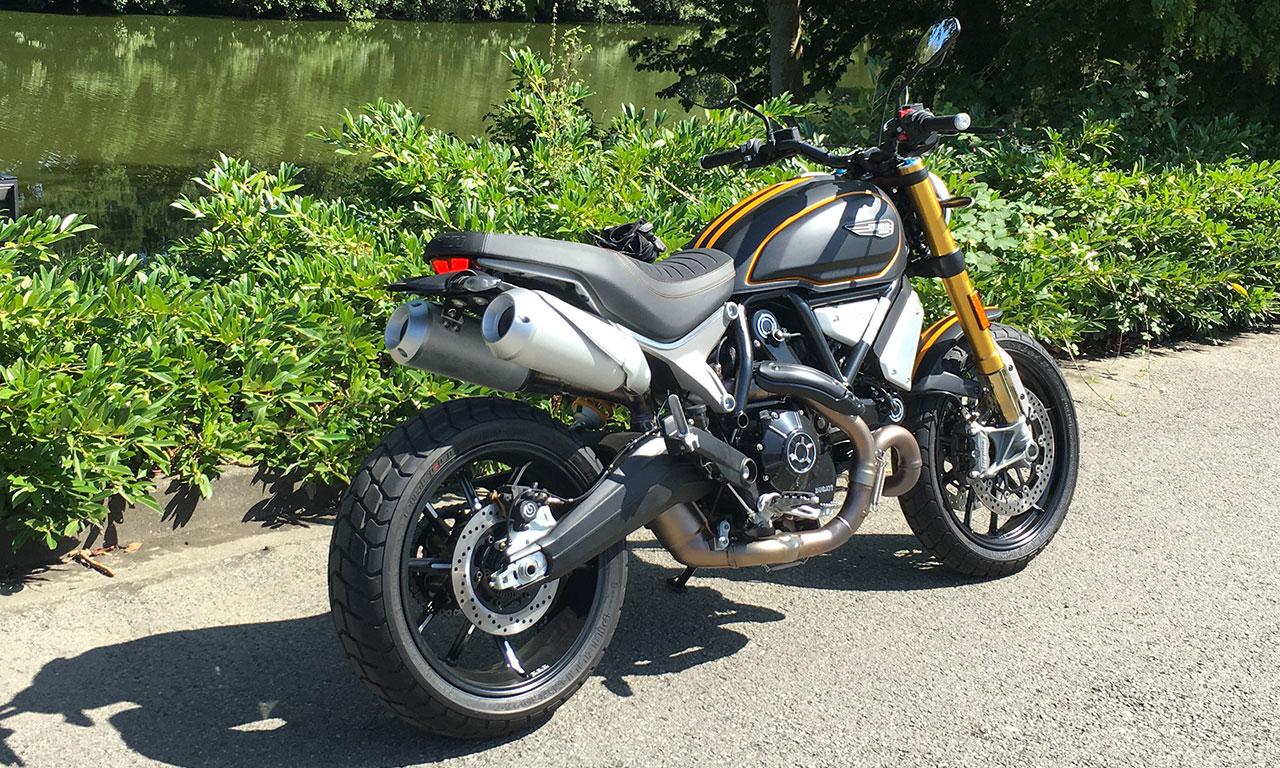 Acheter un Scrambler 1100 chez Ducati Laval