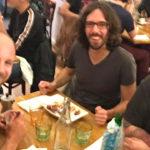 Petite bouffe avec les amis de Rennes