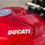 Ducati : réservoir Streetfighter V4S
