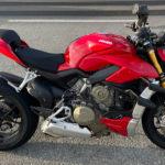 roadster Ducati : Streetfighter V4S