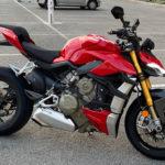Moto Ducati : Streetfighter V4S