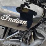 réservoir moto Indian FTR