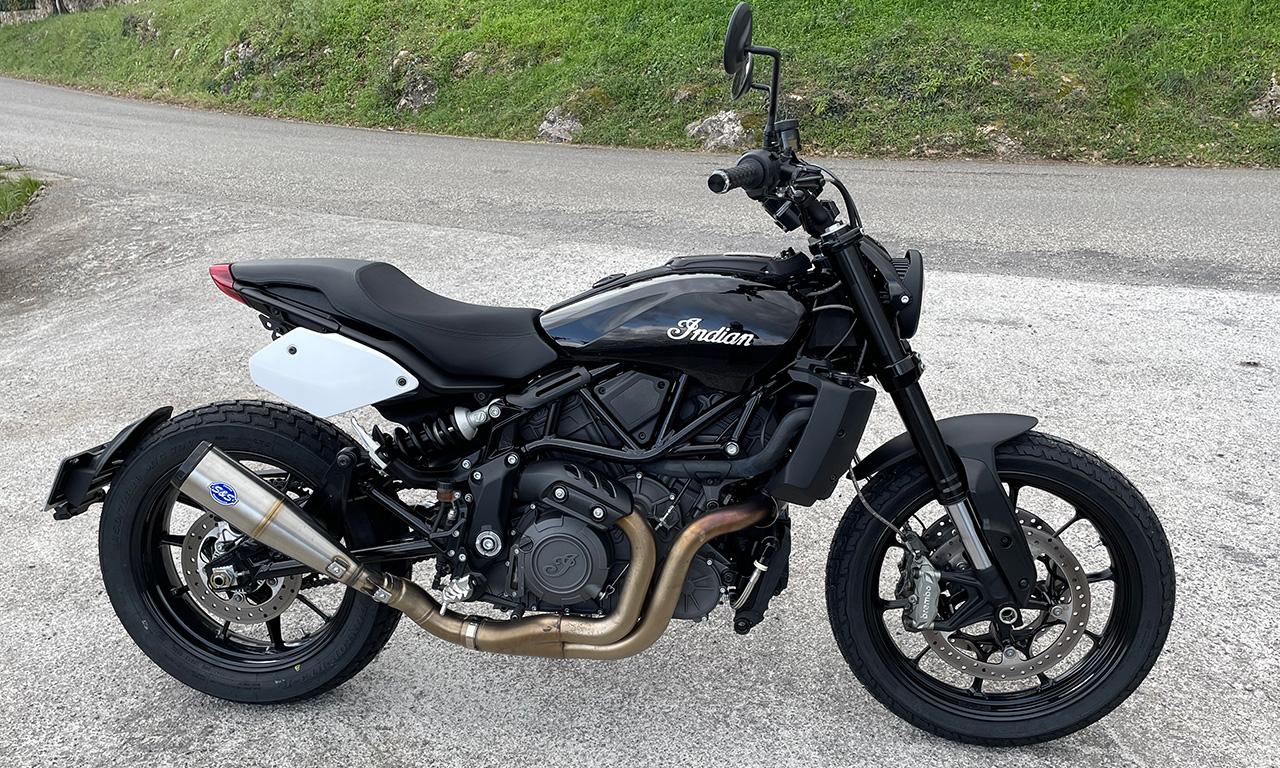 Moto Indian FTR 1200 Black