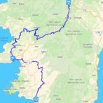 Roadbook moto : tour de Corse (jour 3)