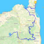 Roadbook moto : tour de Corse (jour 6)