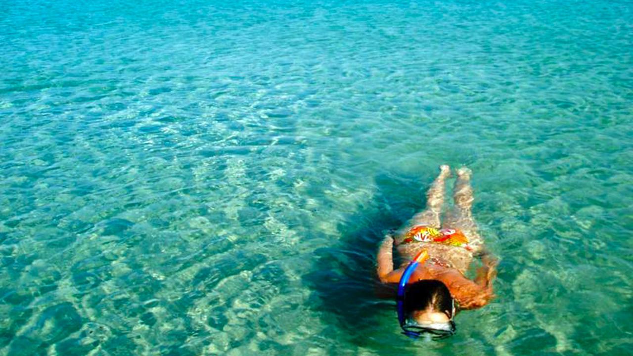 baignade en Corse : tour de l'île de Beauté à moto