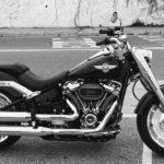 Harley Davidson Fat Boy 2021, moteur 114