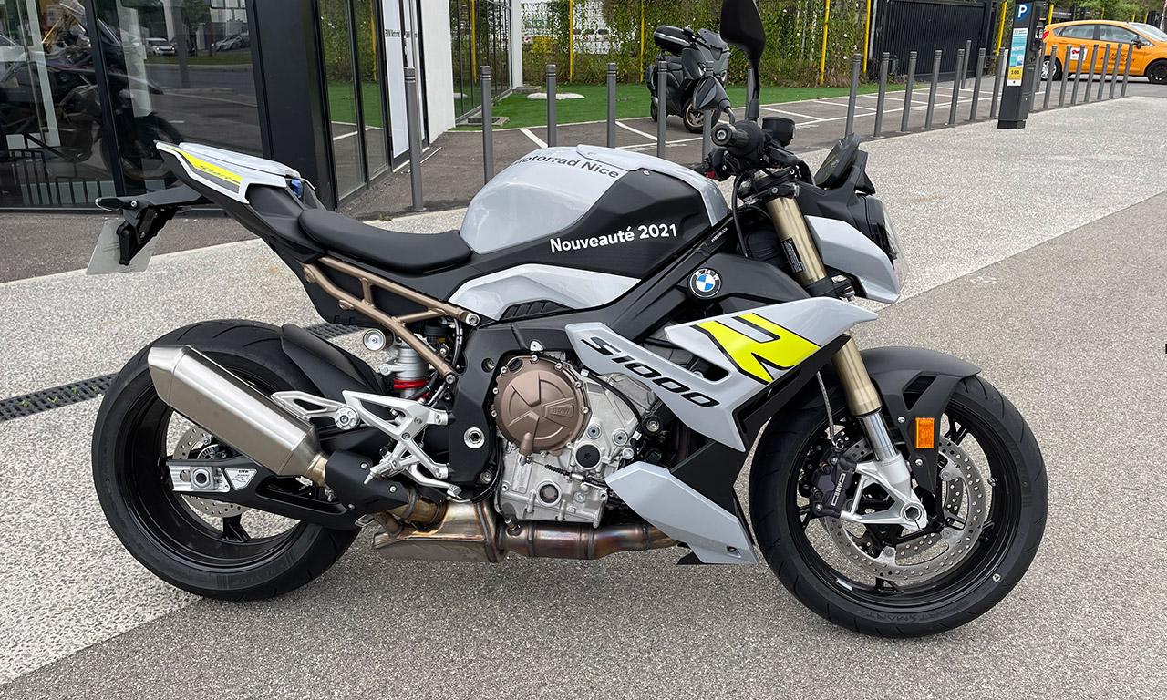 S1000R : nouveau roadster chez BMW
