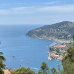 vue vers Nice depuis la moyenne corniche