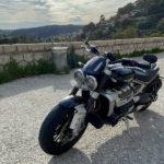 Grosse moto chez Triumph : Rocket 3