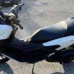 scooter pour livreur : yamaha Nmax, fiable et robuste