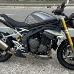 Speed Triple 1200 RS 2021