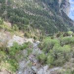 vue depuis le col de Tende (Vallée de la Roya)