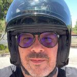 JCruise 2 Shoei : casque de moto de David Jazt