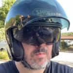 casque de moto Jcruise 2 de chez Shoei
