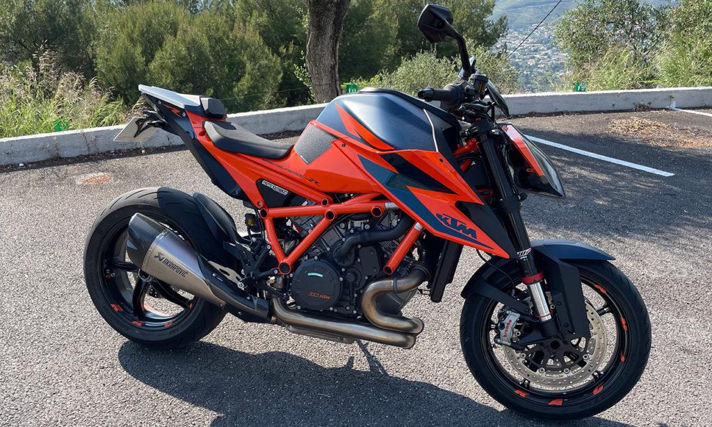 KTM Super Duke R 2021
