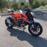 KTM Super Duke : la moto qui a mangé du piment Mexicain !