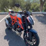 moto idéale pour les cols de montagne