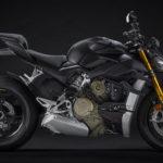 Ducati Streetfighter V4S Noire
