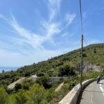 Essai du Multistrada V4S sur la grande corniche, entre Nice et Monaco