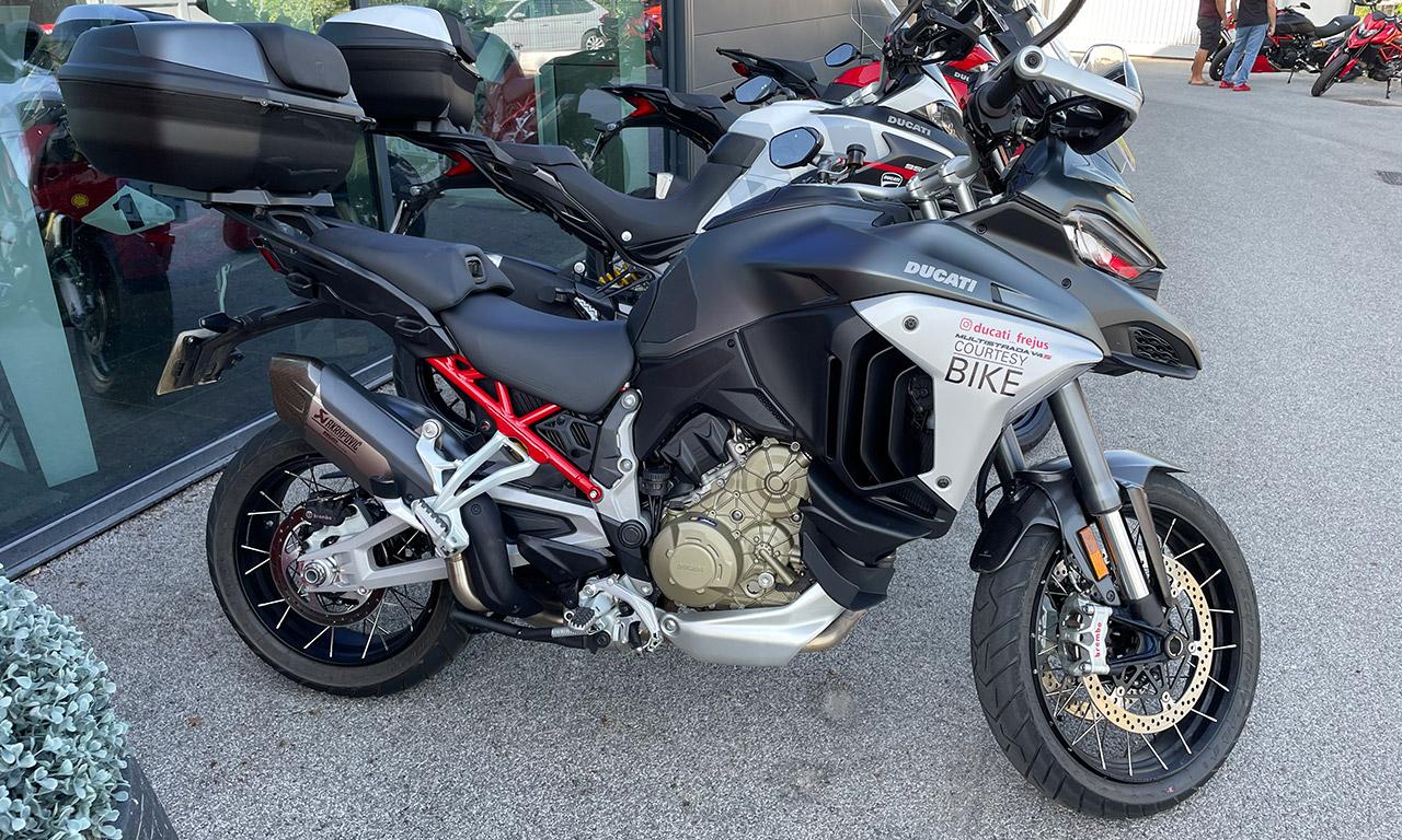 Ducati Frejus : Multistrada V4S Full Pack