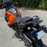 moto trail chez KTM